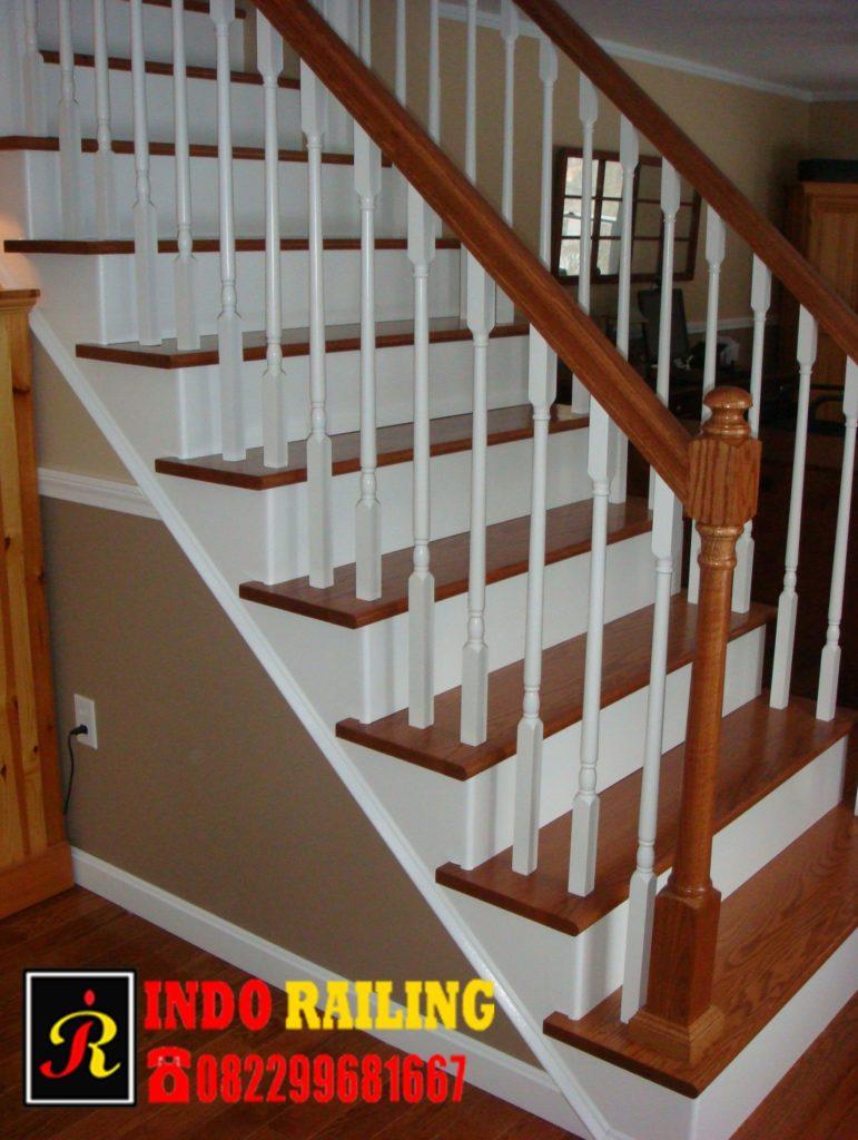 tangga lurus
